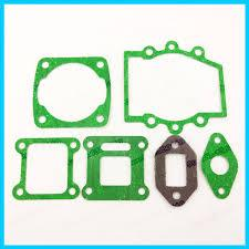 Complete Engine Gasket Kit (Green) - Pocketbike SA
