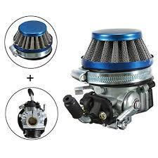 COMBO: 15mm Race Carb + 15mm Race Cone Air Filter + Hose Clamp