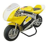 Lucky 7 Tinted Screen - Pocketbike SA