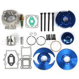 Stage 2 Big Bore Kit III Kit 2 Slots 44mm Cylinder - Pocketbike SA