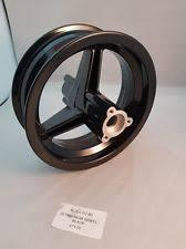 Rear Pocketbike Rim Only in Silver
