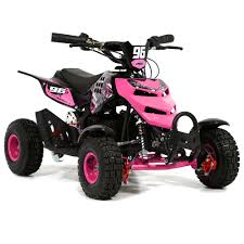 KXD Quad Fairing Kit - Pink - Pocketbike SA