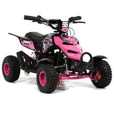 NEW 2020 Model KXD 3HP 50cc Mini Quad - (Pink) FREE DELIVERY NATION WIDE - Pocketbike SA