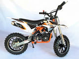 50cc Dirt Bike Handle Bar Protection (KXD Design) - Pocketbike SA