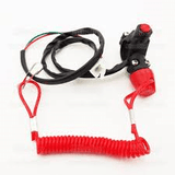 Ignition Kill Switch System with Plug - Pocketbike SA