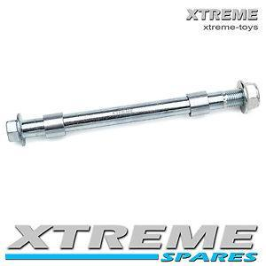 Dirt Bike Rear Wheel Axel