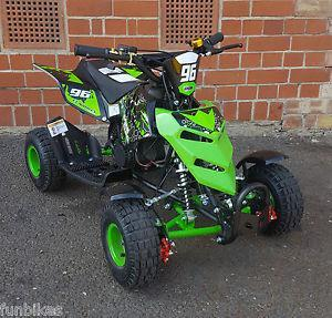 NEW 2020 Model KXD 3HP 50cc Mini Quad - (Green) FREE DELIVERY NATION WIDE