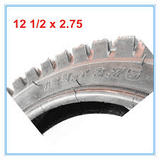 Dirt Bike Tyre 12 1/2X2.75 Only