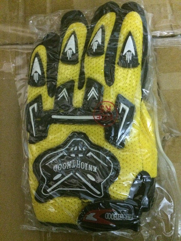 Kiddies PeeWee Gloves - Yellow