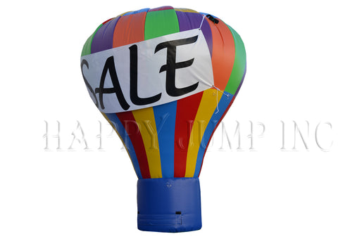Attract More Customers With An Advertising Inflatable!