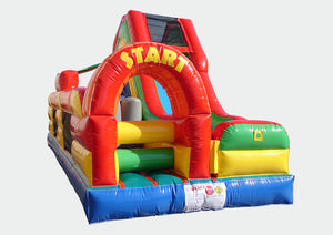 Inflatable Obstacle Course - Single Lap – IG5201