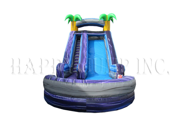 18' Tropical Water Slide - WS80011-18