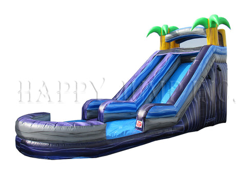 18' Tropical Water Slide - WS8418