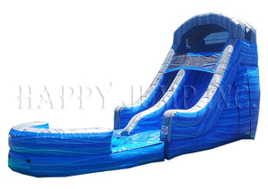 16' Blue Magic Water Slide - WS8216