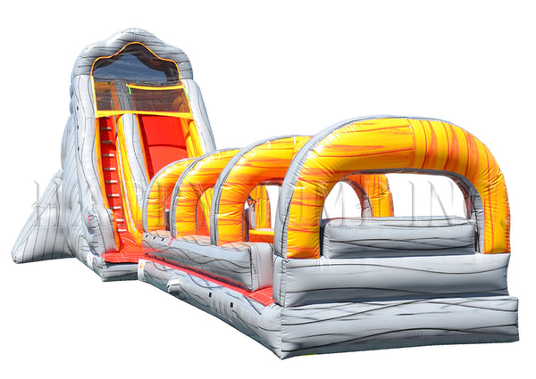 20' Volcano Water Slide with Slip & Slide - WS4170