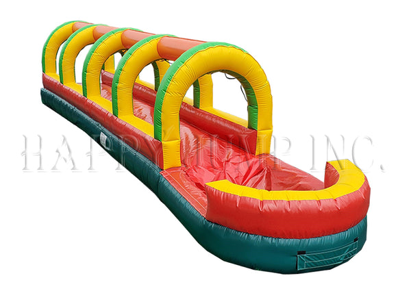 Slip and Slide - Single Lane With Pool - WS4304