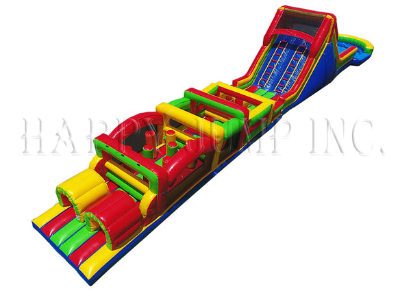 Obstacle Course 3 Plus With Pool - IG5146