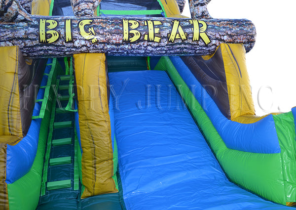Big Bear (16' Wet & Dry ) - WS4116