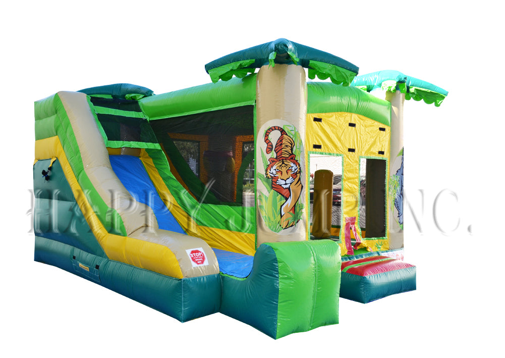 5x Jump & Splash Jungle - CO2323