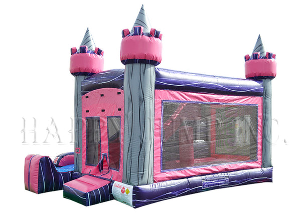 5x Jump & Splash Diamond Castle - CO2329