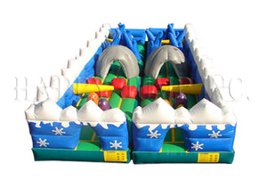 The Icy Play Yards Obstacle Game - XL8155