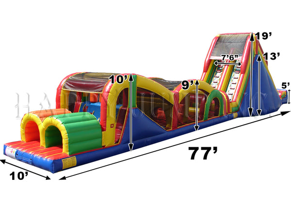 Extreme Rush Obstacle Course - IG5240