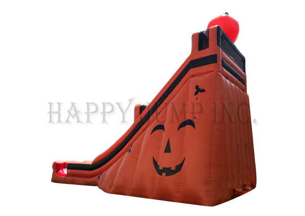 35' Double Lane Slide (Halloween) - SL3173