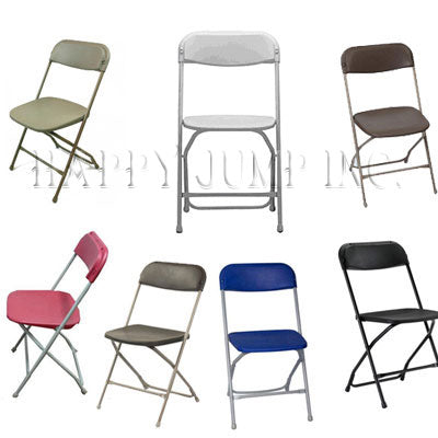 Plastic Folding Chair - AC9200