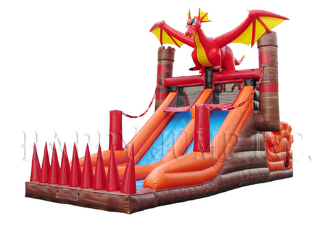 Dragon Slide Flame Red - CM7120