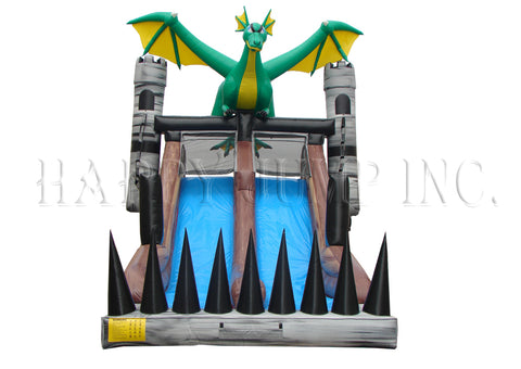 Dragon Slide Green - CM7125