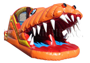 Happy Gator Slide Orange - CM7170
