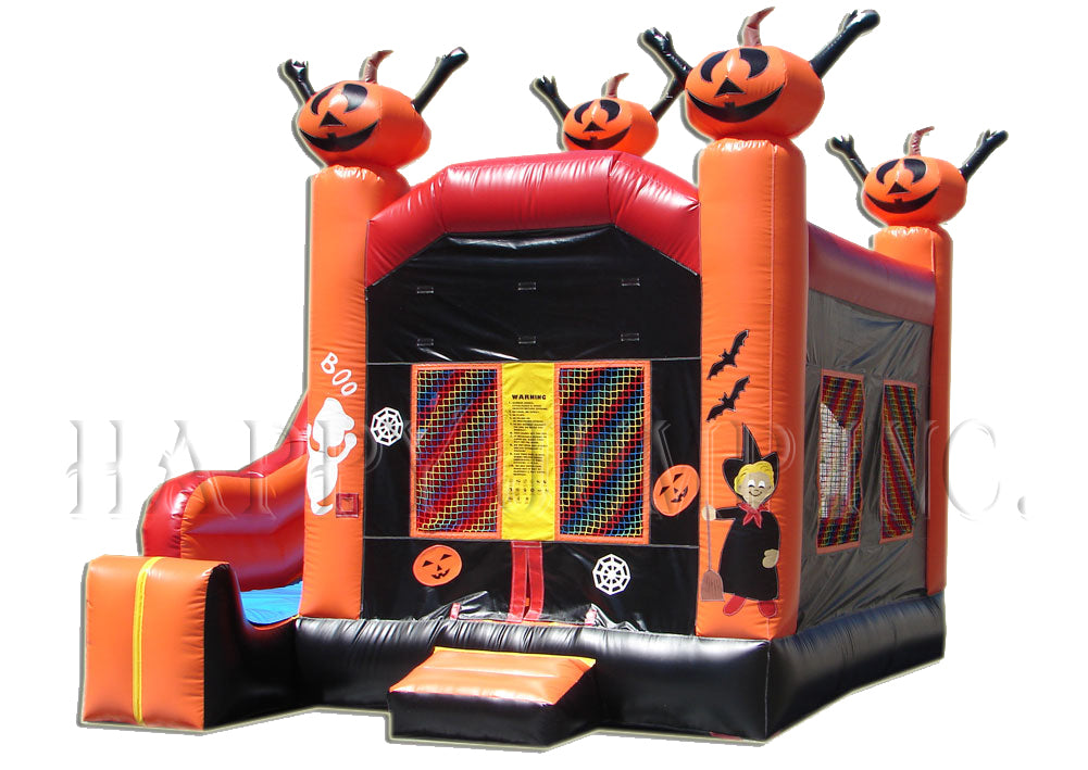 5x Jump & Splash Halloween - CO2327