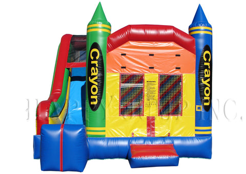 5x Jump & Splash Crayon - CO2328