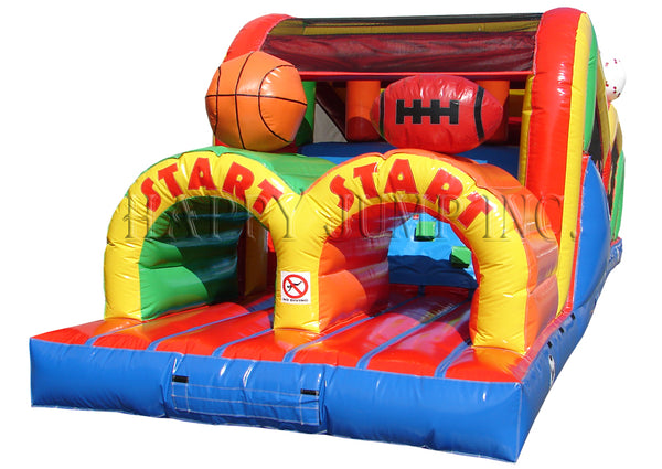 Obstacle Game Sports Theme - IG5119