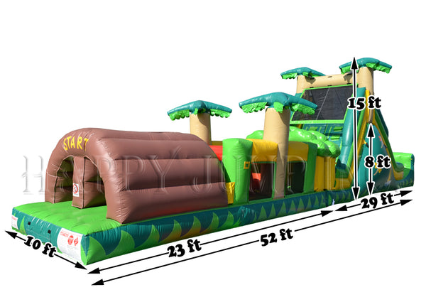 Tropical Obstacle Challenge - IG5132