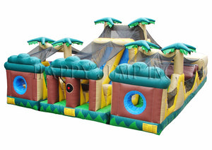 3 Piece Tropical Obstacle Course - IG5212