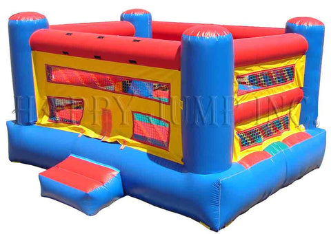 Boxing Ring Moonwalk - MN1146