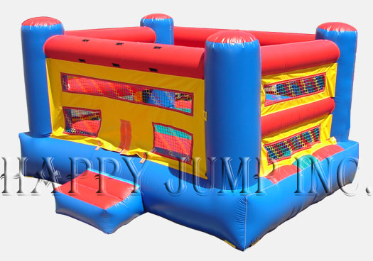 Boxing Ring Moonwalk - MN1146-13