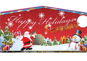 Happy Holiday - PL9522