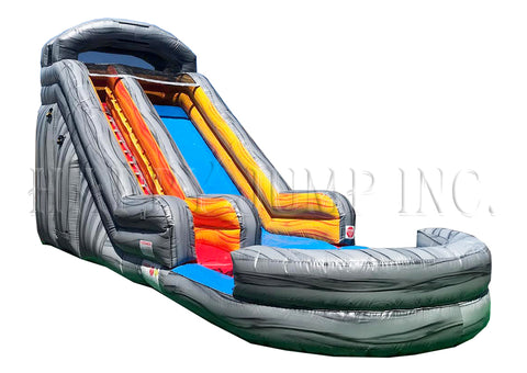 18' Volcano Water Slide - WS80033-18