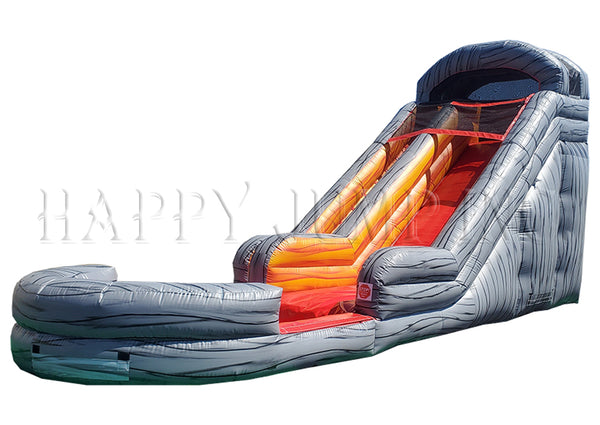18' Volcano Water Slide - WS8518