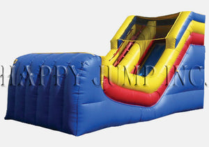 12' Wet and Dry Slide - Primary Colors - WS4101
