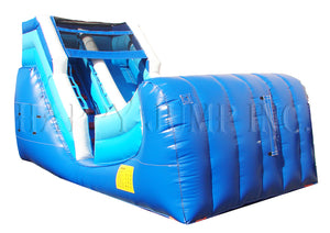 12' Wet and Dry Slide - Ocean Theme - WS4103