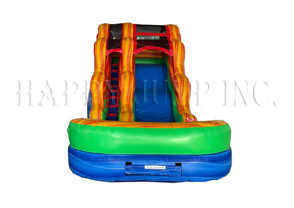 Double Wave (16' Water Slide ) - WS4107