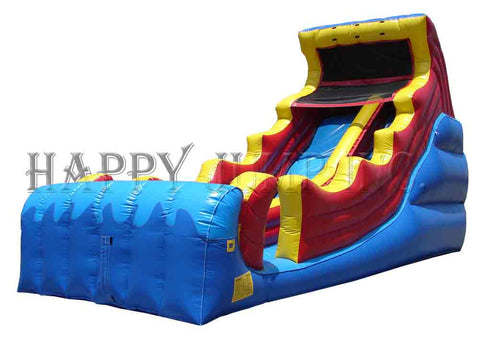 22' Mungo Surf Slide Wet & Dry - Primary Colors - WS4141