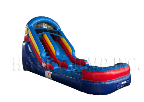 13' Backyard Water Slide - Primary Colors - WS4207