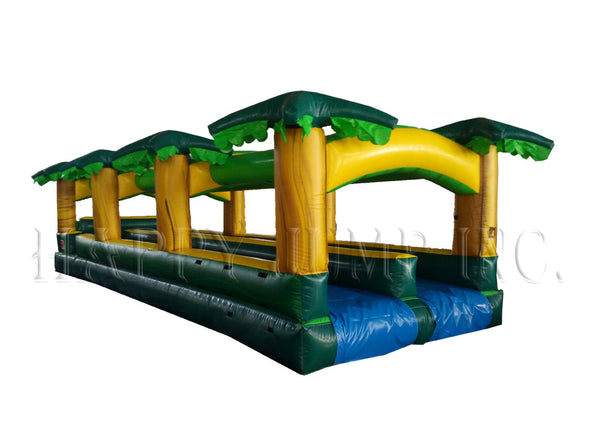 Hawaiian Slip and Slide - Double Lane - WS4312