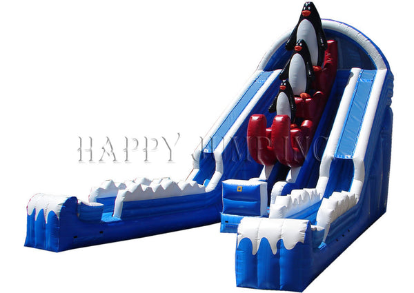 Raging Rapids Penguin Wet & Dry Slide - WS4402