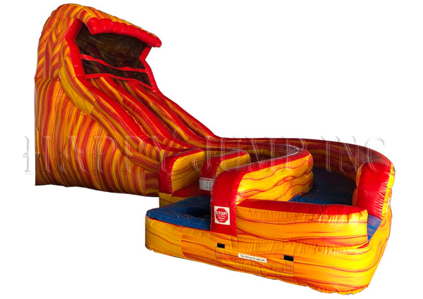 Aqua Flame Water Slide - WS4453