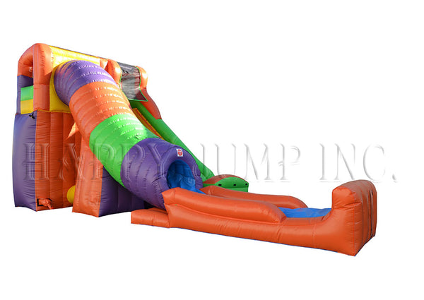 Screaming Tunnel Water Slide - WS4521